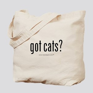 got cats?  Tote Bag